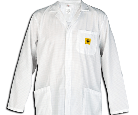 Antistatic ESD Lab Coat